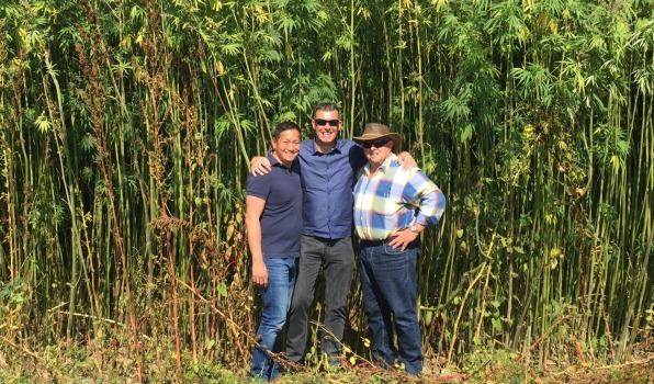 Cannabis grower backed by Barry Lambert and Chris Cuffe leaves Australia for US